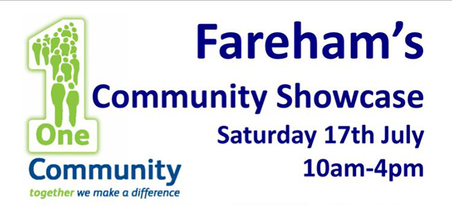 One Community - Fareham Community Showcase